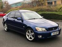 2001 LEXUS IS200 2.0 SPORT