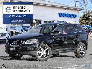 2013 Volvo XC60 T6 PREMIER! REDUCED! HEATED LEATHER! SUNROOF!