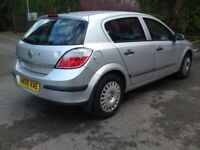 2005 vauxhall astra automatic taxed and mot