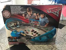 Cars 3 ultimate race track rrp99.99
