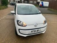 2014 Volkswagen, UP, Auto Hatchback, 999 (cc), 5 doors