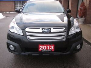 2013 Subaru Outback 3.6R w/Limited Pkg