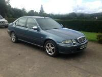 Rover 45, 2.0TD