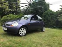 Ford ka 1.3 petrol stunning little car