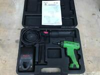 Snap-on cordless screwdriver