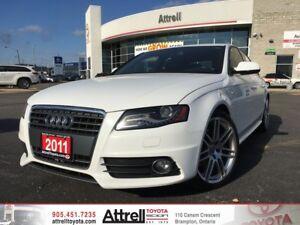 2011 Audi A4 clean