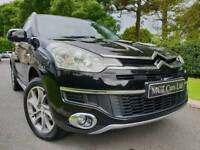 Citroen C-Crosser 2.2 HDI Exclusive 4x4 7 Seater, Xenons, Heated Leather, Stunning Jeep, FINANCE