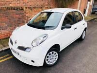 2009 NISSAN MICRA 1.2 VISIA 2 OWNER 7 STAMP FULL HISTORY
