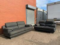 Gorgeous Grey Sofas 3&2 delivery 🚚 sofa suite couch furniture