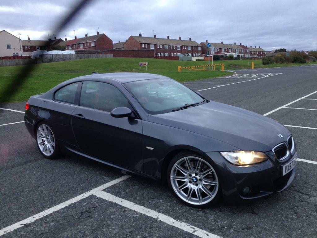 bmw 330d m sport coupe in south shields tyne and wear gumtree. Black Bedroom Furniture Sets. Home Design Ideas
