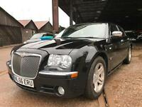 2006 Chrysler 300c CRD diesel top spec 116k px welcome