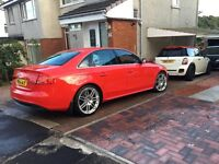 AUDI A4 2011 S-Line Special Edition