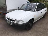 1996 Vauxhall Astra - Turbo Diesel, Drives Excellent, Ex Metropolitan Police Car