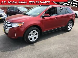 2013 Ford Edge SEL, Leather, Panoramic Sunroof, Only 53, 000km
