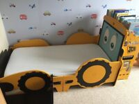JCB Digger Bed