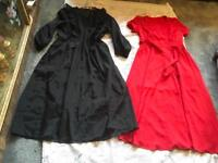 Brand new 2 long dresses size 10-12 new without tags £8