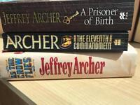 Jeffrey archer novels