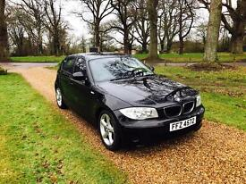 Stunning BMW 116d sport with low mileage only £30 tax per year