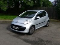 2007 Citroën C1 Rhythm, full year MOT - trade ins & swaps welcome - delivery available