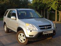 Honda CR-V 4x4 Automatic Auto, 2 YEARS WARRANTY, 1 OWNER FROM NEW, crv cr v not rav4 x trail