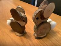 Bunny Rabbits and Doggies