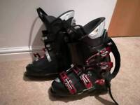 Nordica ski boots mens size 265mm