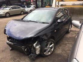 2008 Seat Ibiza 1.4 Petrol Manual Black