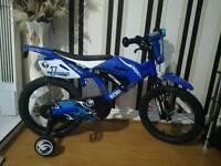 Boys bmx bike. New condition