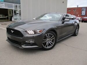2017 Ford Mustang EcoBoost Premium FULLY LOADED