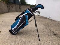 Young Gun SGS V.2 Junior Golf Club Set