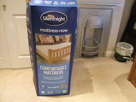 Silentnight memory foam single mattress (brand new)
