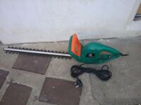 Hedge trimmer in good condition cheap