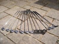 GOLF CLUBS - UNUSED