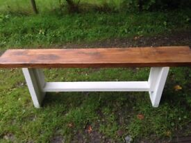 Beautiful made to order farmhouse tables