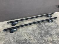 Halfords Roof Bars / rack - System E - for any car with roof rails £55 ONO