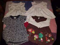 Baby girl clothes 3-6
