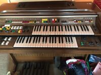Electronic organ -free for collection