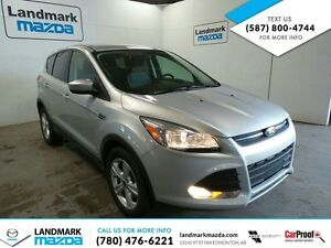 2015 Ford Escape 4WD SE/ BACK UP CAMERA/ LOW KMS