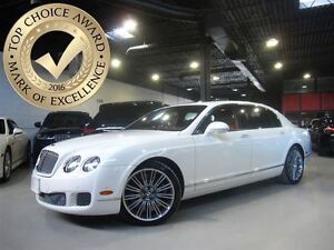 2010 Bentley Continental Flying Spur SPEED EDITION MULLINER