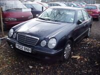 Mercedes E240 Elegance Auto in very good condition