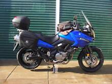 2006 DL650 VSTROM with all the goodies Bridgewater On Loddon Loddon Area Preview