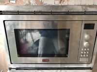 Stoves integrated combi microwave/grill/oven