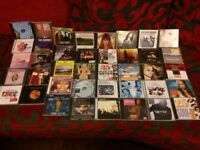 100 CD's. Various Artists