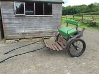Pony carriage for sale
