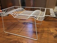 Good quality dish drying rack for £5