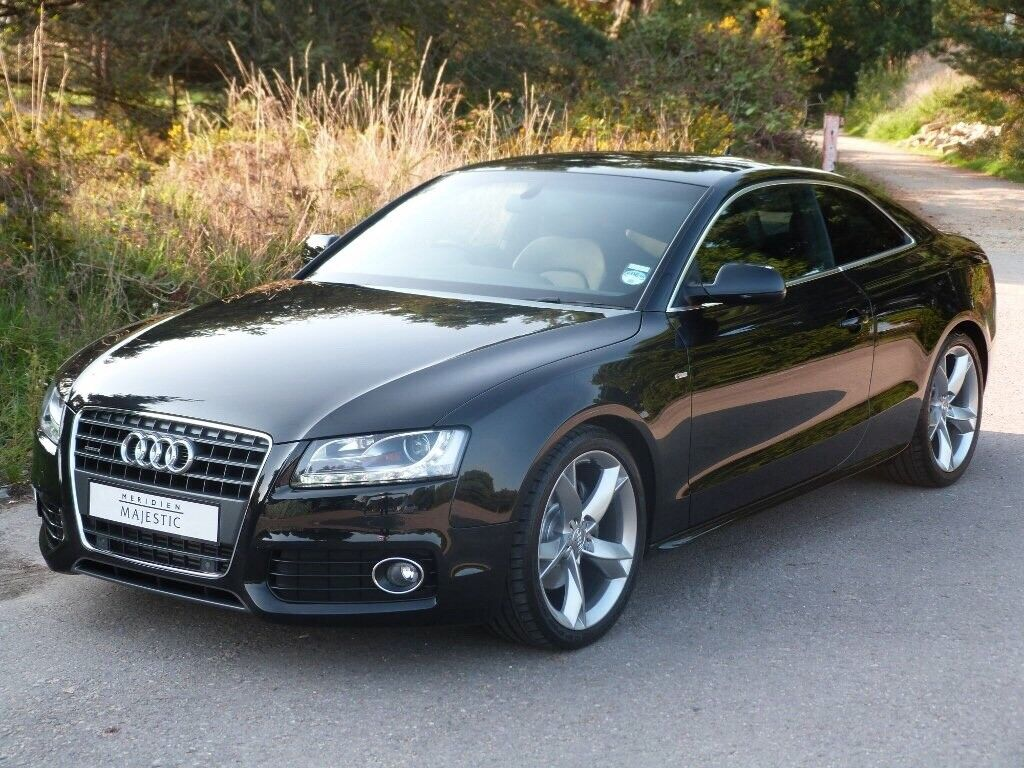 Audi A5 COUPE 2.0L TFSI QUATTRO SPECIAL EDITION 2DR S TRONIC 2009 (59) * LOW MILAGE*
