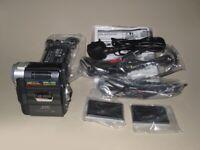 JVC GR-DX 100E Handheld Digital Video Camera - Excellent condition