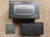 Bowers & Wilkins T7 speaker