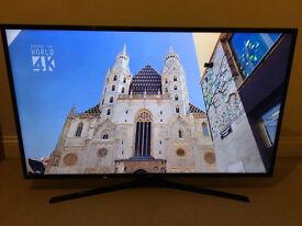43in Samsung 4k UHD HDR LED Smart TV -WIFI- 1300hz Freeview hd - WARRANTY