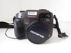 Olympus Camedia C-7070 7.1MP Digital Camera 4x Optical Zoom
